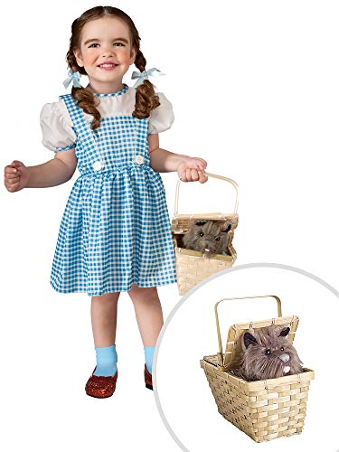 Wizard Of Oz Dorothy Costume Kit Classic Infant