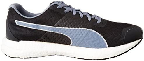 0df9269c791a Puma Men s NRGY Black and Folkstone Grey Running Shoes - 11 UK India (46.  Loading images.