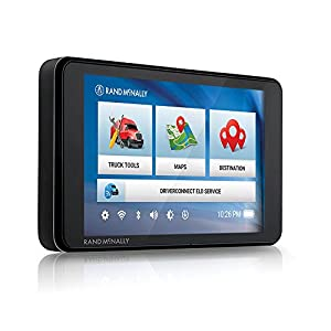 Rand McNally TND 540 with Lifetime Maps Traffic and Wi-Fi Connected Services