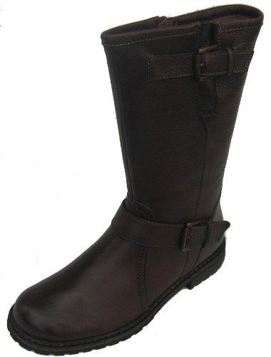 Caprice-9-25468-31 mujer botas marrón
