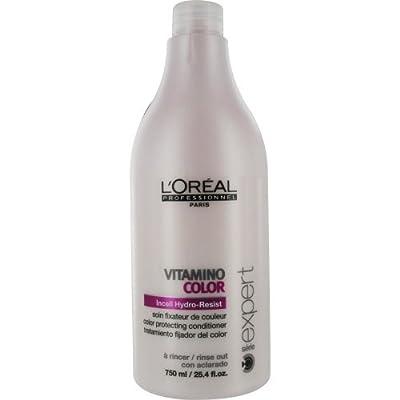 L'oreal Vitamino Color Incell Hydro-resist Conditioner for Unisex, 25.4 Ounce