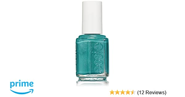 Amazon Essie Nail Polish Naughty Nautical Blue Green Nail