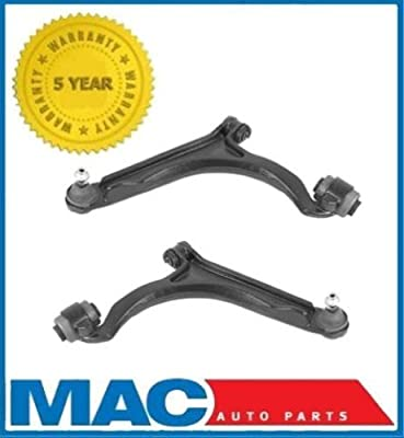 Mac Auto Parts 127594 CHRYSLER PACIFICA Two Lower Control Arms W/ Ball Joint New