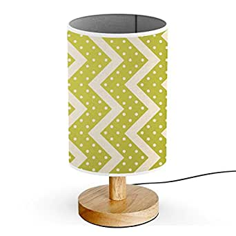 desk lamp amazon decolamps wood base decoration desk table bedside 11638