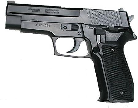 Sig Sauer Airsoft p226-pistola para Airsoft,con Muelle, de Recarga Manual (0,5 J)