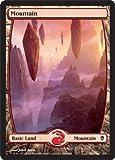 Zendikar Full Art Mountain - Zendikar Basic Land - Red Mana