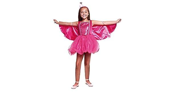 Disfraz Flamenco Rosa Pretty Niña (3-4 años) (+ Tallas) Carnaval ...