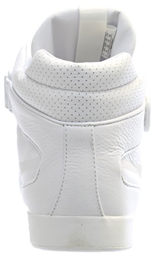 Puma Mens Apex Hightop Gymnastiksko Vit