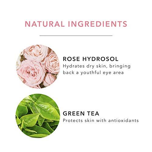 100% PURE Coffee Bean Caffeine Eye Cream for Wrinkles, Anti-Aging, Dark Circles Under Eye Treatment for Eyelids and Under Eye Area – 1 Fl Oz