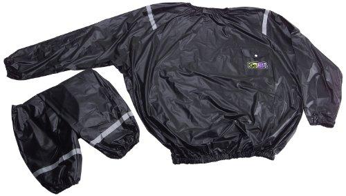 - GoFit Unisex Thermal Sweat Suit - 2X/3X