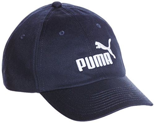 Puma ESS Cap Gorra, Unisex Adulto Azul Oscuro/No.1