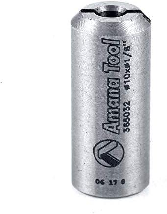 Amana Tool 363002 Solid Carbide Drill Bit R//H 2mm Dia x 49mm Long x 2mm Shank
