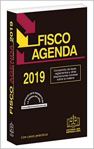 Amazon.com: FISCO AGENDA 2019: Formato EPUB (Spanish Edition ...