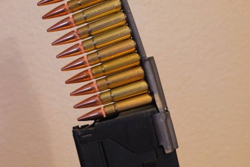 M16 stripper clips