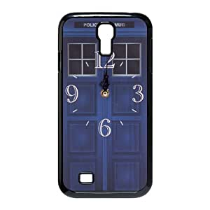 DDOUGS Police Box High Quality Cell Phone Case for SamSung Galaxy S4 I9500, Personalized Police Box Case