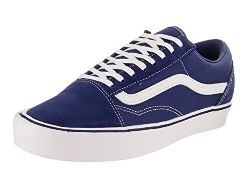 Vans Unisex Old Skool Lite (Canvas) Skateschuh Bluedephts