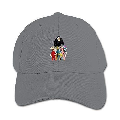 Huyuadu Youth Childrens Cotton Cap Plain Hat Baseball Filthy Frank Hats ()