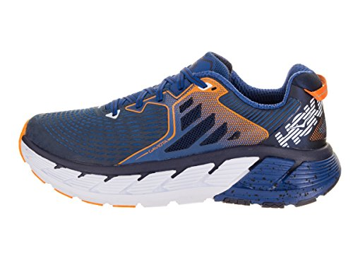 discounts cheap price discount latest collections Hoka One One Men's Gaviota Running Shoe Peacoat/True Blue quality for sale free shipping clearance online amazon latest collections cheap price z7kMO