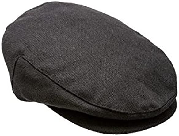 Boys Tweed Cap Navy 3 To 6 Years Old One Size New