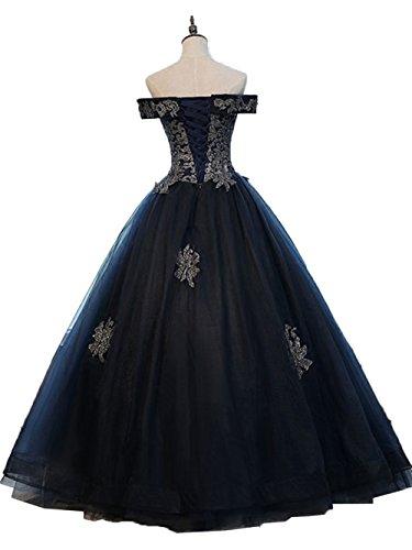 Promkleider Bodenlang Abendkleider Ballkleider Damen Charmant 2018 A Neu Festlichkleider Linie Langes Rock Blau Royal RFwpaTYq