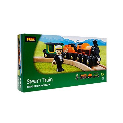 Steam Wagon (BRIO Steam Train)