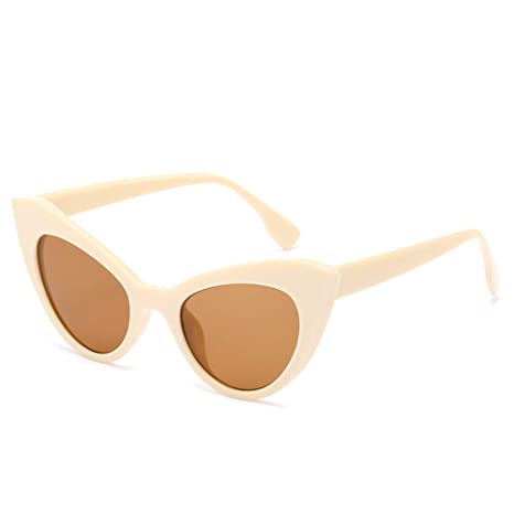 Yangjing-hl Gafas de Sol de Gato de Moda Gafas de Sol de ...