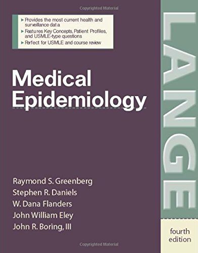 Medical Epidemiology (LANGE Basic Science)