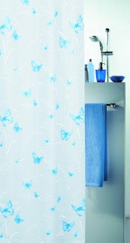 Spirella Polyethylene Vinyl Acetate Owl Shower Curtain