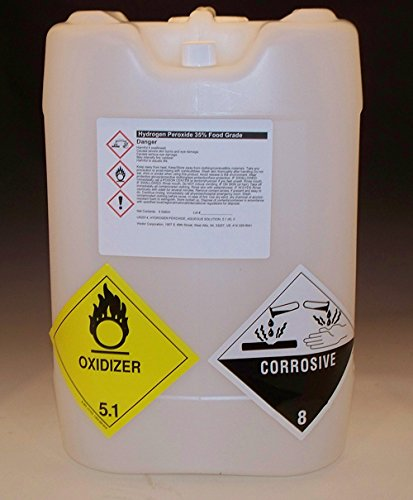 5 gallon hydrogen peroxide - 4