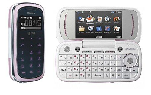 AT&T Pantech Impact P7000 3G Phone Pink