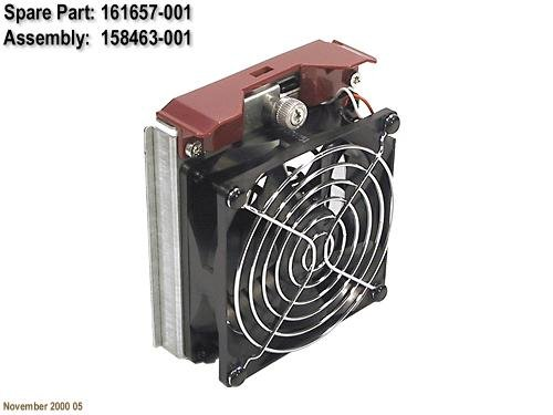 Compaq - ML530 92MM HOT-PLUG DRIVE FAN - 158463-001