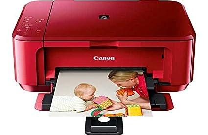 Canon Pixma MG3550 todo en uno impresora Wi-Fi – rojo.: Amazon.es ...