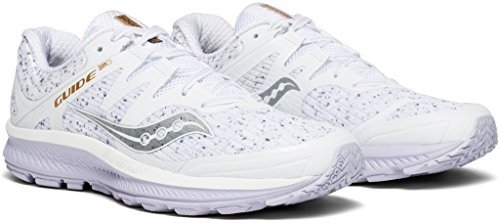 Saucony Chaussure de running Guide Iso - Blanc