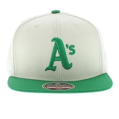 American Needle MLB 400 Oakland Athletics Replica Snapback