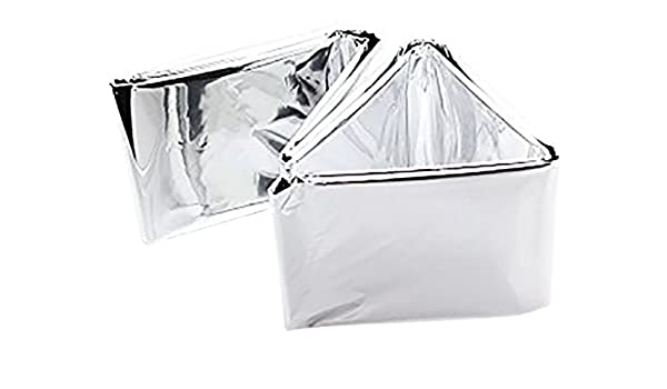 Emergency Mylar Thermal Blankets NEW by Mylar: Amazon.es: Deportes y aire libre