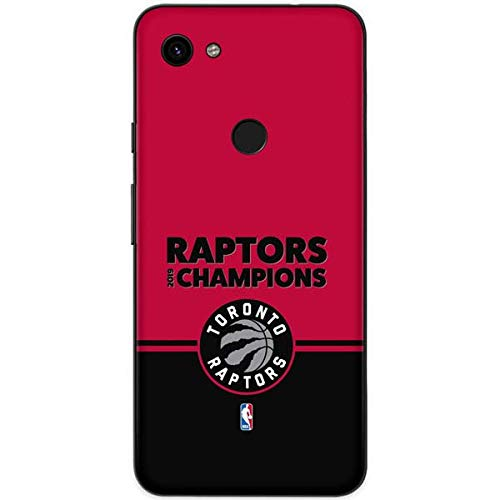Skinit Toronto Raptors Google Pixel 3a Skin - Officially Licensed NBA Phone Decal - Ultra Thin, Lightweight Vinyl Decal Protection (Best Laptop Deals Toronto)