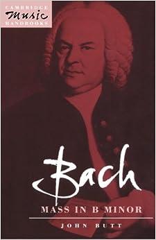 Book Bach: Mass in B Minor (Cambridge Music Handbooks)