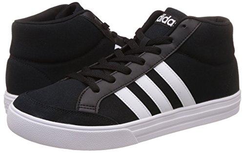 Essentiel Homme Fitness Chaussures noir Adidas Blanc Footwear Set Mid De Vs Essentiel Noir RxYHz