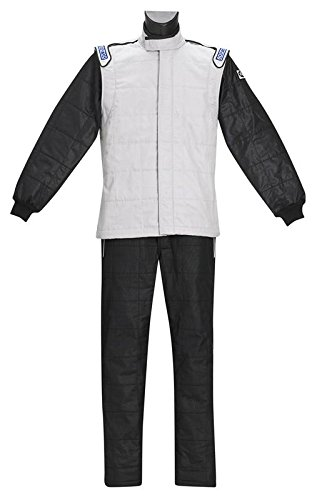 Sparco 00105XJ0XSNR Suit Pro Jacket X-Small Black