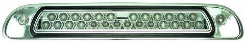 (IPCW LED3-2026C Crystal Clear LED Third Brake Light - 1 Piece )