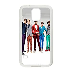 Samsung Galaxy S5 I9600 Case Cell phone Case OneDirection Hpyn Plastic Durable Cover