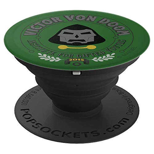 Marvel Victor Von Doom - PopSockets Grip and Stand for Phones and Tablets