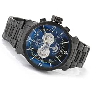 Invicta Men's 360-Chronograph Stainless Steel Watch