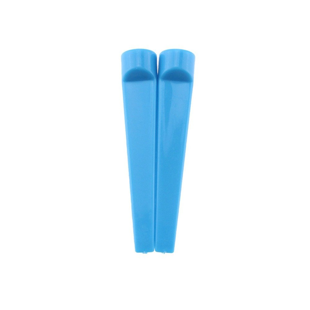 30 Pieces/pack 70 mm Large Plastic Strong Wedge Golf Tees by Gooday (Image #7)