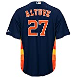 Jose Altuve Houston Astros Navy Youth Alternate Cool Base Replica Jersey (Youth X-Large 18)