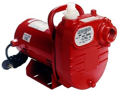Red Lion RL-50 1/2-HP Self Priming Utility Pump