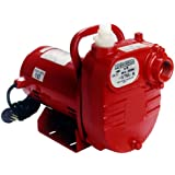 Red Lion RL-50 1/2-HP Self Priming Utility Pump