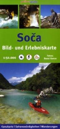 Soca: Bild und Erlebniskarte