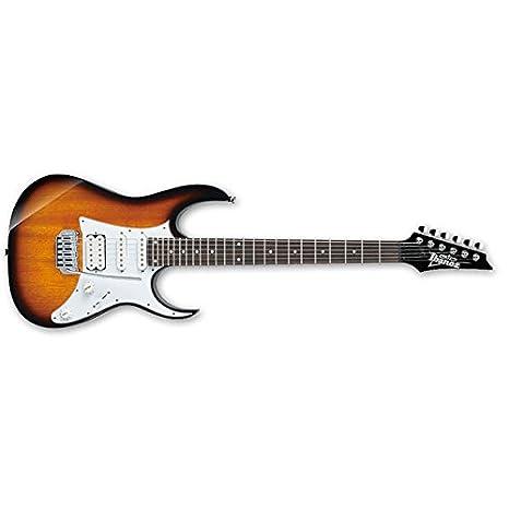 Ibanez GRG140-SB - Guitarra eléctrica, color sunburst: Amazon.es: Instrumentos musicales