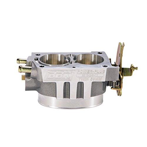 BBK 1544 Twin 58mm Throttle Body - High Flow Power Plus Series For GM LT1 5.7L (Bbk Throttle Body Camaro compare prices)